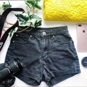 STS Blue Black shorts Size 3